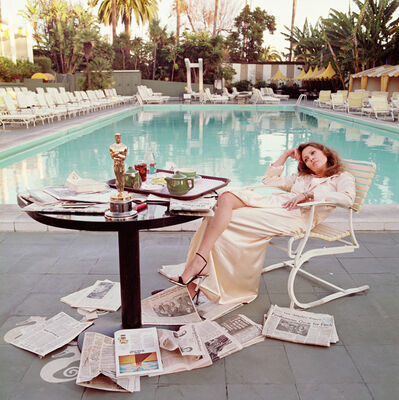Terry O'Neill, 'Faye Dunaway, Los Angeles', 1977