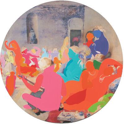 Gazi Sansoy, 'Harem', 2012