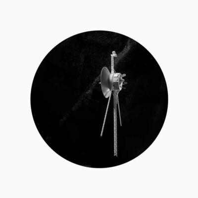 Bill Finger, 'Voyager III', 2015