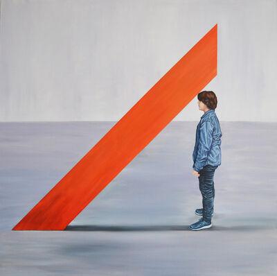 Anca Danila, 'Closed shape', 2018