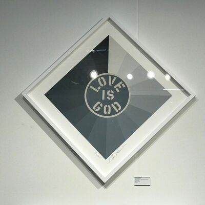 Black and White Prints and Works on Paper, installation view