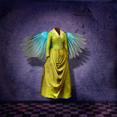 Maggie Taylor, 'Optimist's Dress', 2003