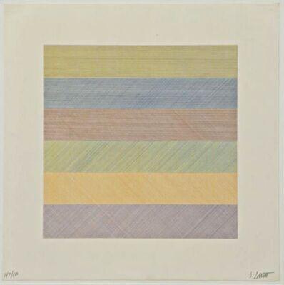 Sol LeWitt, 'Composite Series No. 2 (1970.01, Krakow)', 1970