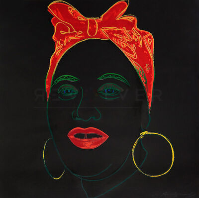 Andy Warhol, 'Mammy, From Myths (F&S.II.262)', 1981
