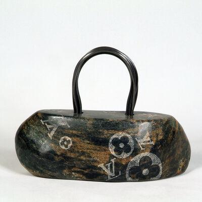 MUN-GI YANG, 'Tiger Vuitton - Luxury Stone 1803 #2 ', 2018