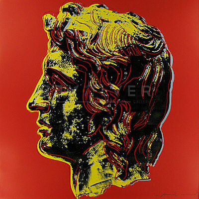 Andy Warhol, 'Alexander the Great (FS II.292)', 1982