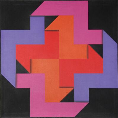 Omar Rayo, 'Tibacuy', 1969
