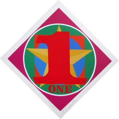 Robert Indiana, 'The American Dream (One Indiana Square)', 1996