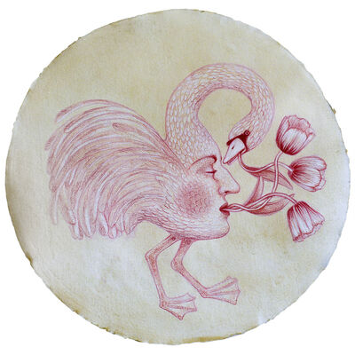 Kahn & Selesnick, 'Swan Rooster Cimera Augury', date unknown