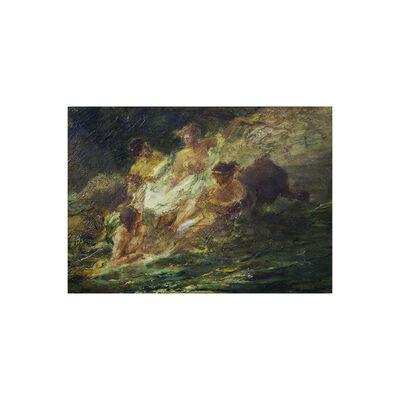 Unattributed, 'Naissance Amphitrite [Birth of Aphrodite]', ca. 1870