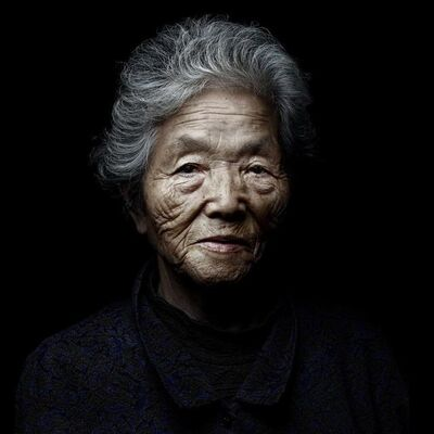 "Denis Rouvre, 'LOW TIDE ""Sachiko Adachi""', 2012"