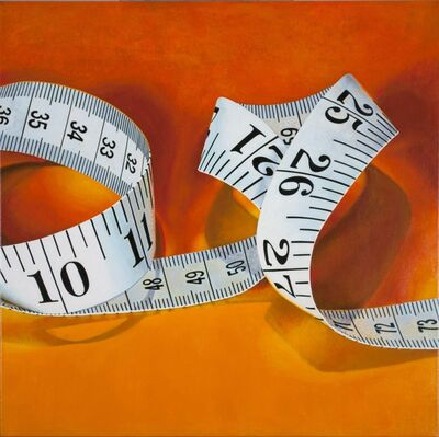 Cynthia Poole, 'Tape Measure II'