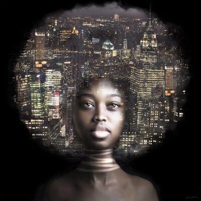 Yvonne Michiels, 'New York by Night', 2018