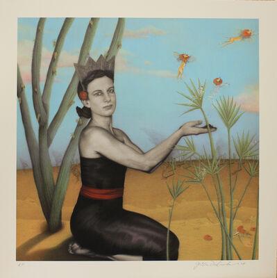 Jo Ellen Van Ouwerkerk, 'Cactus Dogs Learn to Fly', 2004