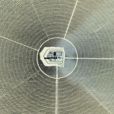 Sergen Şehitoğlu, ' Mojave Desert - 353430N1152855W', 2018