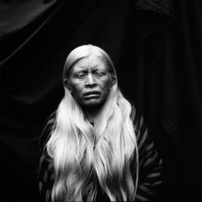 Nicol Vizioli, 'Portrait of P', 2015