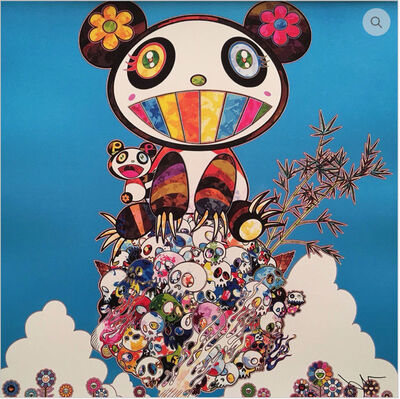 Takashi Murakami, 'Pandas Say They're Happy', 2015