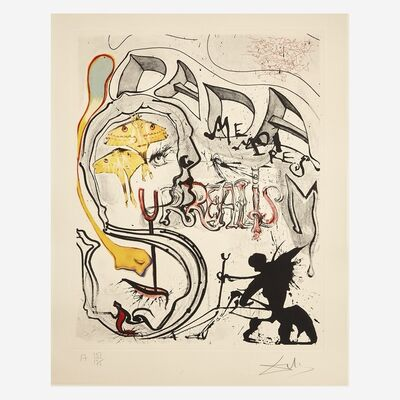 Salvador Dalí, 'Memories of Surrealism - The Complete Set of Twelve', 1971