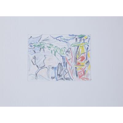 Roy Lichtenstein, 'Landscape Sketches 1984-1985 The Complete Deluxe Set of Twenty-Four Prints', 1986
