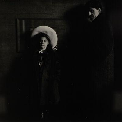 Edward Steichen, 'Stieglitz and Kitty, New York', 1904