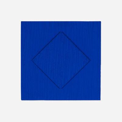 Rotraut Klein-Moquay, 'IKB (International Klein Blue)', 1989