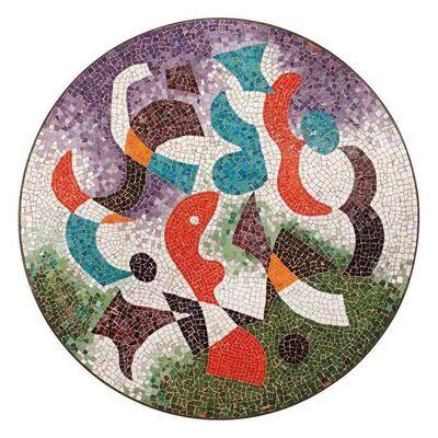 Carlos Merida, 'Untitled- Mosaic Table', ca. 1955