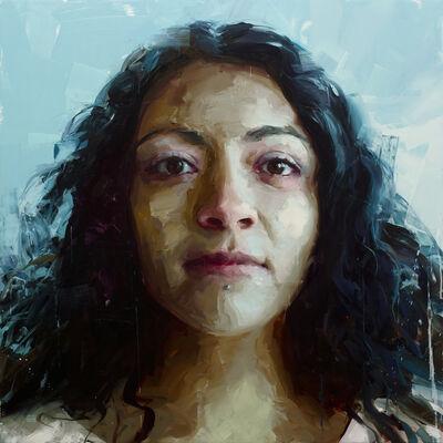 Aron Belka, 'Ana Hernandez', 2018