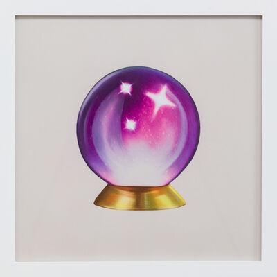 Anna Von Mertens, 'Crystal Ball, August 8, 2017', 2017