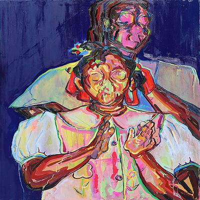 Marchelle Fleury, 'Lanmou pa Janm fayi', 2020