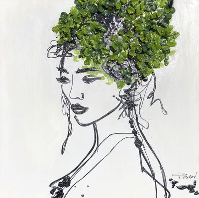 Irena Orlov, 'Beauty Spring Woman', 2017