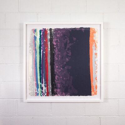 Friedel Dzubas (1915-1994), 'Santa Barbara', 1982
