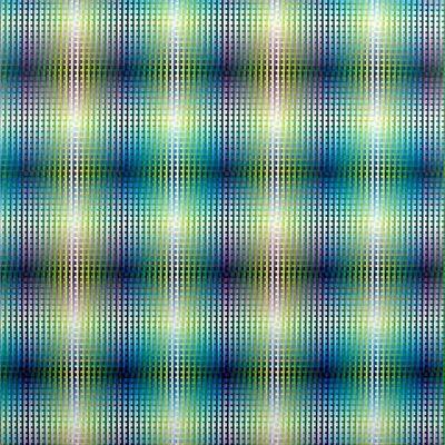 Susie Rosmarin, 'Blue Green Violet #9', 2013