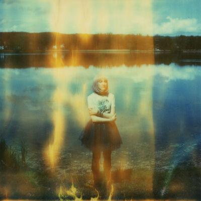 Julia Beyer, 'Galaxy Jump', 2017