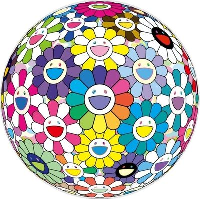 Takashi Murakami, 'PRAYER AT THE FESTIVAL', 2018