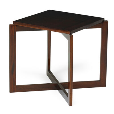 André Sornay, 'Game table with reversible top, France', 1930s
