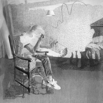 Jerome Zonder, 'Portrait de Garance #52', 2018