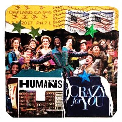 Linda Hubbard Lalande, 'Humans', 2018