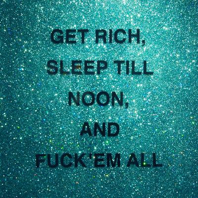 Andrea Stanislav, 'Sleep Till Noon'