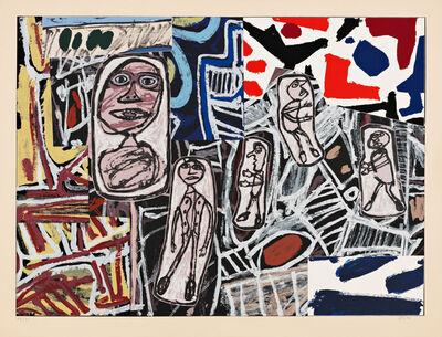 Jean Dubuffet, 'Faits mémorables III', 1978