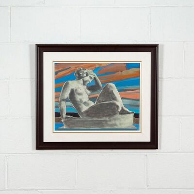 Charles Pachter, 'Statuesque', 1980