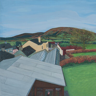 Sarah McEneaney, 'Ballycastle Spring', 2016