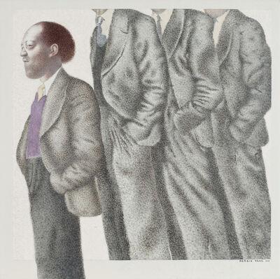 Sergio Sanz, 'Grises', 2011