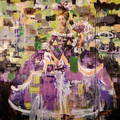 Rimi Yang, 'Fancy in Violet', 2013