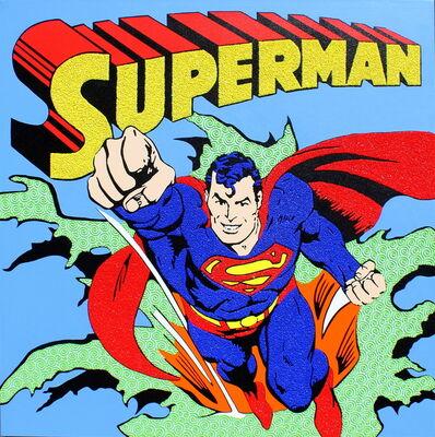 Nathan Elkanovich, 'Superman', 2020