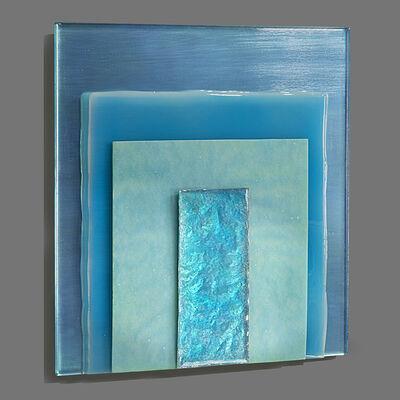 Allison Paschke, 'Blue Door I', 2018