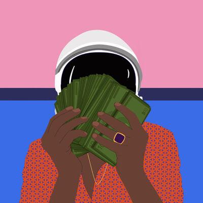 Dennis Osadebe, 'Money Power', 2018