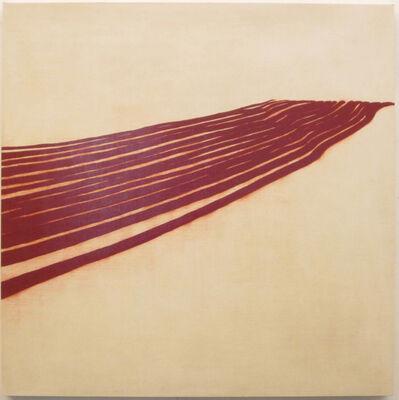 Isabel Bigelow, 'red furrows', 2014