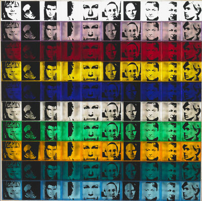 Andy Warhol, 'Portraits of the Artists', 1967