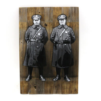 Joe Iurato, 'New Uniforms', 2016