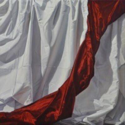Carl Laubin, 'Drapery Study'